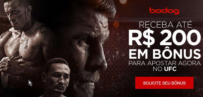 Bodog Apostas UFC Bônus - Georges St. Pierre