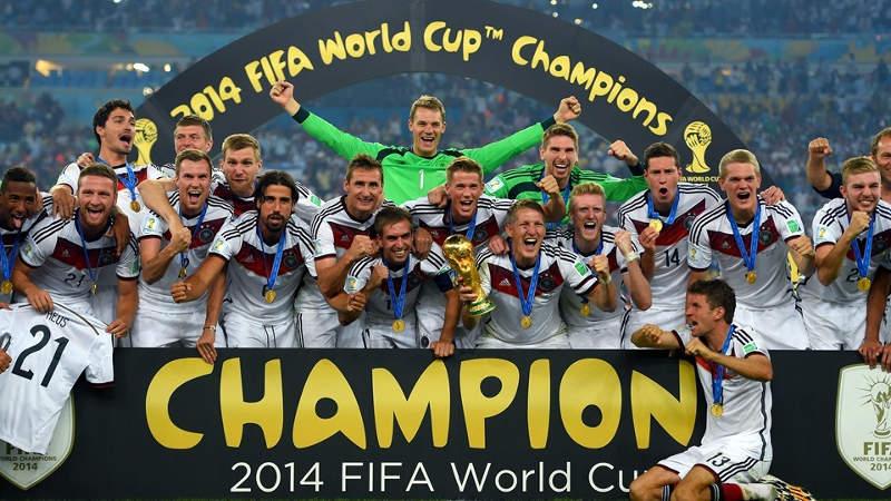 Alemanha seleção favorita Copa do Mundo 2018