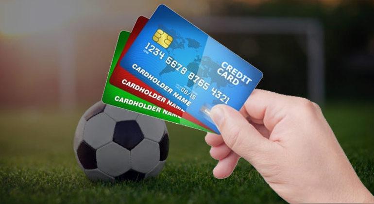casas de apostas que aceitam cartao de credito